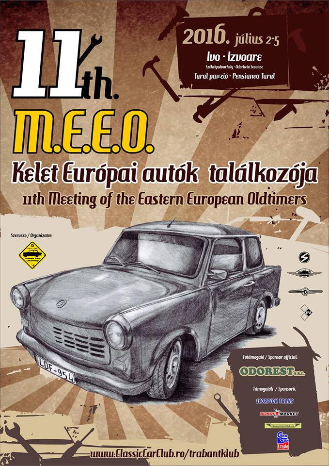 11th Meeting of the Eastern European Oldtimers