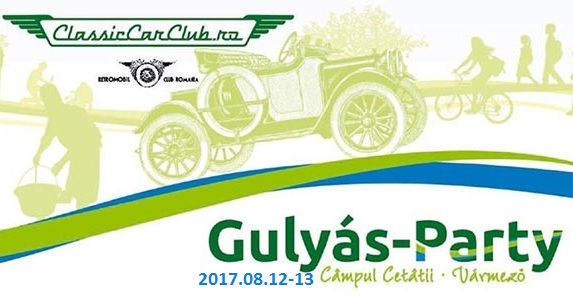 Gulyas Party - ClassicCarClub.ro IV