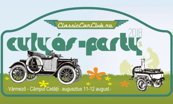 Gulyas Party - ClassicCarClub.ro V
