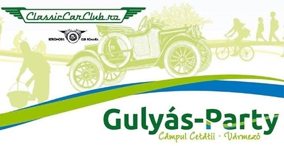 Gulyas Party - ClassicCarClub.ro VI